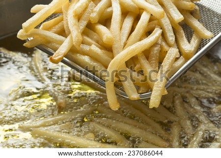 Fries Potato