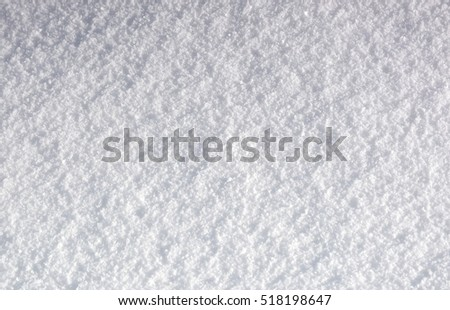 frozen snow background