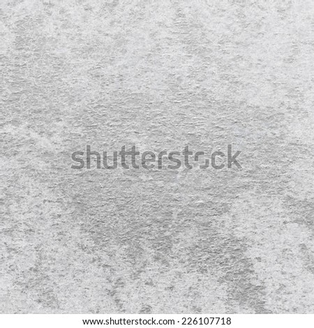 Frozen surface background in snow - stock photo