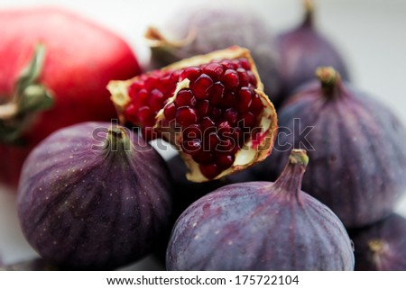 fruit - stock photo