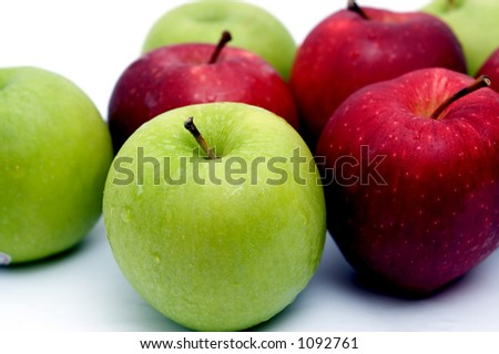 Fruit - apple
