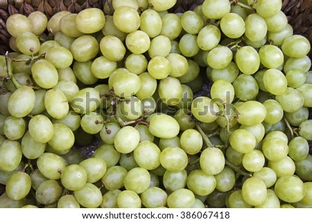 Fruit, grapes