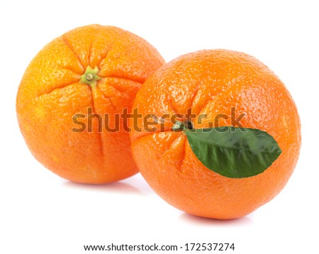 Fruit orange