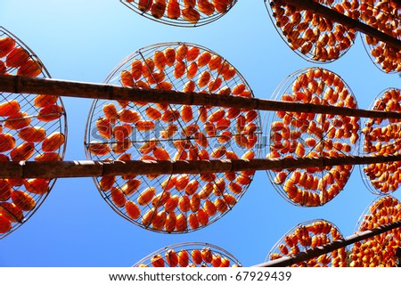 fruits cake - stock photo