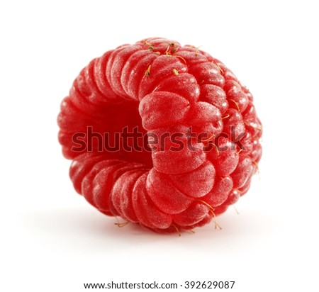 fruits diet and red color