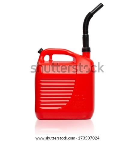 Fuel Tank - stock photo