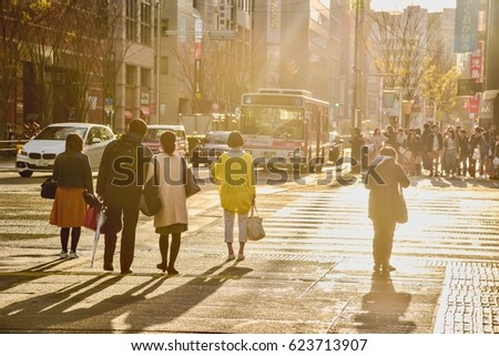 Image result for waiting to cross the road