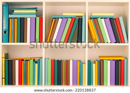 Full Bookcase library