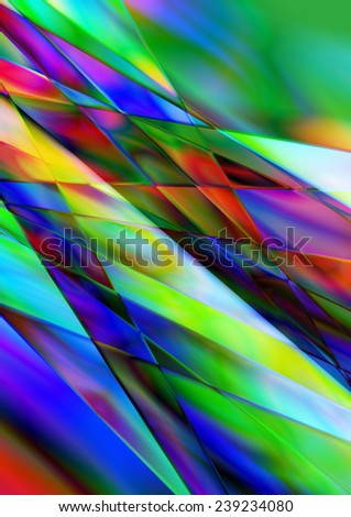 full-color abstract geometric background, magenta, blue, green, yellow