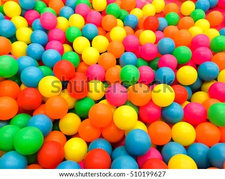 Full color of ball