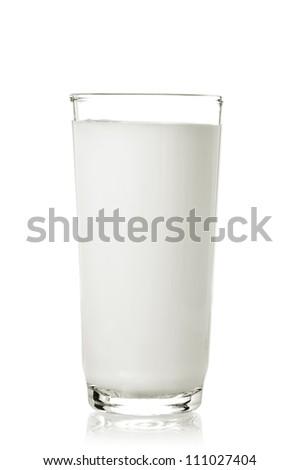Full Cream Milk - stock photo