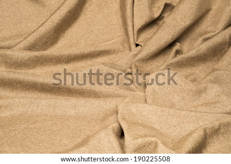 full frame of cloth texture, tailor fabric - stock photo