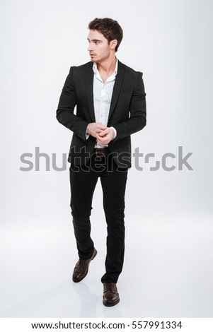 Man Standing Stock Images, Royalty-Free Images & Vectors ...