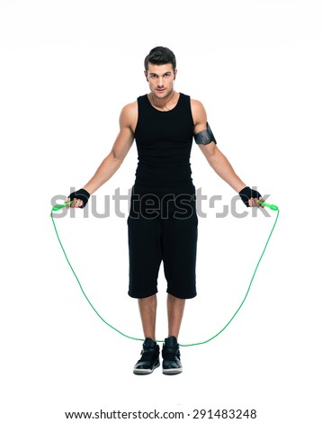 Skipping Rope Isolated Stock Photos, Royalty-Free Images ...
