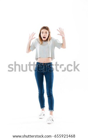 Scared Stock Images Royalty Free Images Amp Vectors