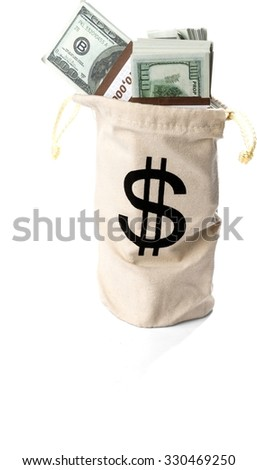Full money bag