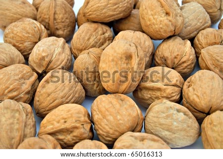 Fund shelled walnuts