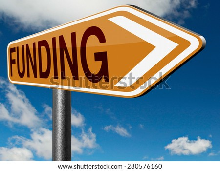 funding for welfare collection fund raising for charity money donation for non profit organization  - stock photo