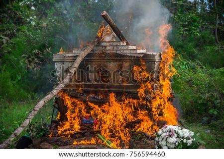 thailand is burning