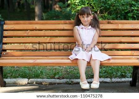 Sitting on a bench Stock Photos, Sitting on a bench Stock
