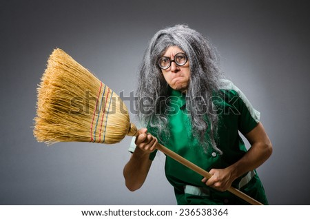 Sweep The Floor Stock Images Royalty Free Images