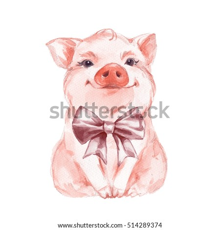 Pig Drawing Stock Images, Royalty-Free Images & Vectors ...