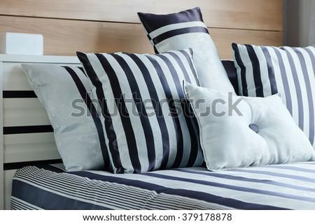 furniture cushion background  - stock photo