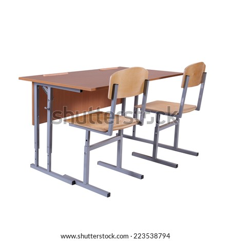 furniture for schools