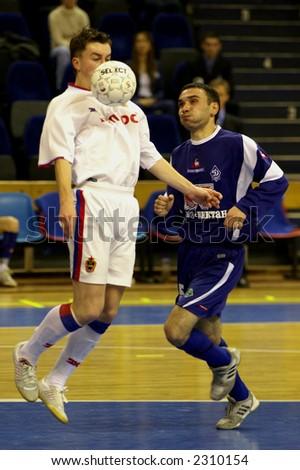 Futsal #2 - stock photo