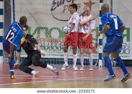 Futsal #19 - stock photo
