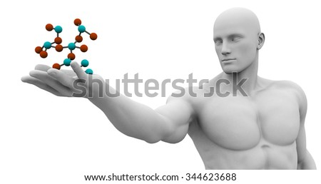 Future of Healthcare and Latest Science as Concept - stock photo