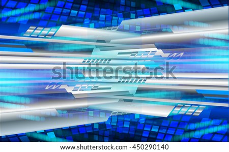 future technology, security concept background, Dark blue cyber Light Abstract for computer graphic website internet. circuit. illustration. infographics. motion move speed. binary