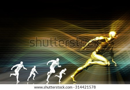 Futuristic Technology and Science as a Pattern Background - stock photo