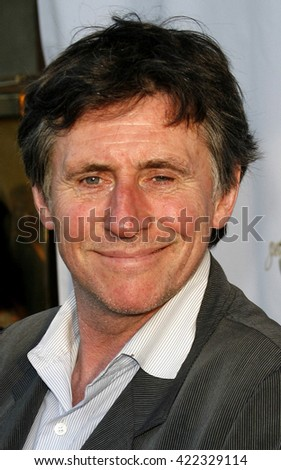 Gabriel Byrne at the 3rd Annual Hullabaloo to benefit the Silverlake Conservatory of Music held at the Henry Ford Music Box Theater in Hollywood, USA on May 5, 2007.