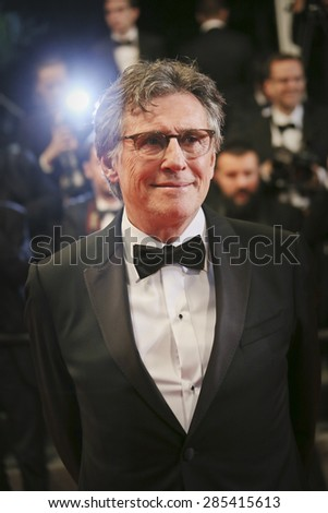 Gabriel Byrne  attends the 'Louder Than Bombs' premiere during the 68th annual Cannes Film Festival on May 18, 2015 in Cannes, France.