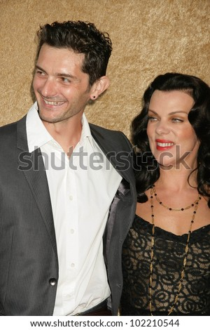 "Gabriele Corcos and Debi Mazar at the ""Entourage"" Season 7 Premiere, Paramount Studios, Hollywood, CA. 06-16-10"