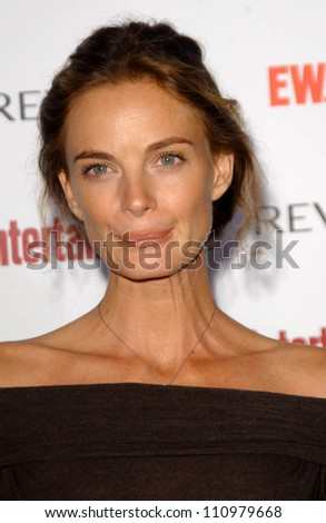 Gabrielle Anwar  at Entertainment Weekly's 5th Annual Pre-Emmy Party. Opera and Crimson, Hollywood, CA. 09-15-07