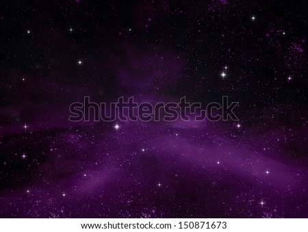 "galaxy in a free space ""Elements of this image furnished by NASA"""