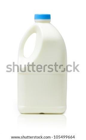 Gallon of Milk - stock photo