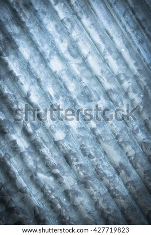galvanized  plate texture for design background
