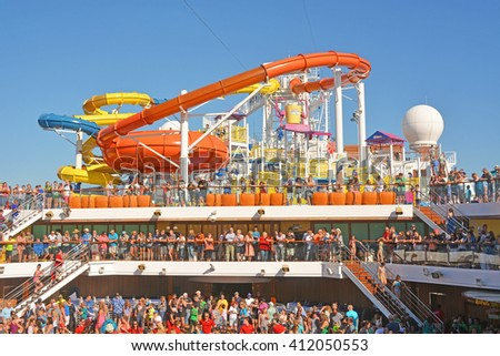 Carnival Cruise Freedom Parking Pics Youmailr Com