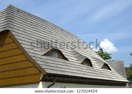 Shingles Stock Photos Images Amp Pictures Shutterstock