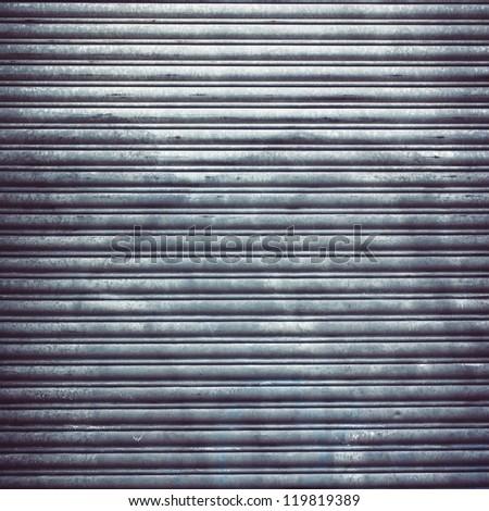 Steel Garage Door Texture garage door stripped texture metal background stock photo