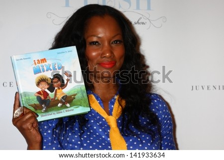Garcelle Beauvais at the 2013 Plush Show, Hyatt Regency Century Plaza Hotel, Century City, CA 06-09-13