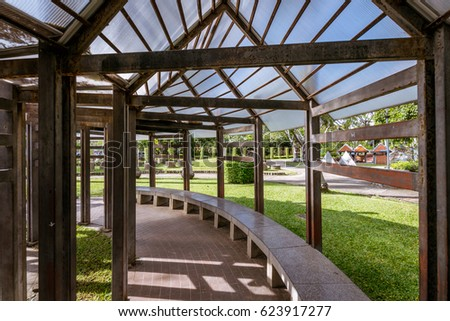 Pergola Stock Images Royalty Free Images Amp Vectors