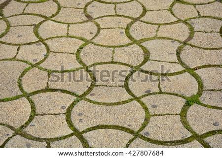 Garden Tiles In Chile
