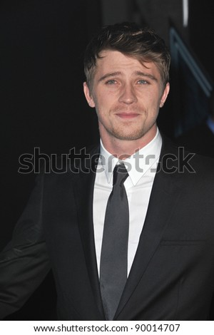 "Garrett Hedlund at the world premiere of his new movie ""Tron: Legacy"" at the El Capitan Theatre, Hollywood. December 11, 2010  Los Angeles, CA Picture: Paul Smith / Featureflash"