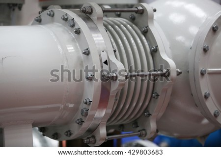 Gas Insulated Switch-gear equipment.