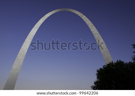 Gateway to the West - St Louis Arch