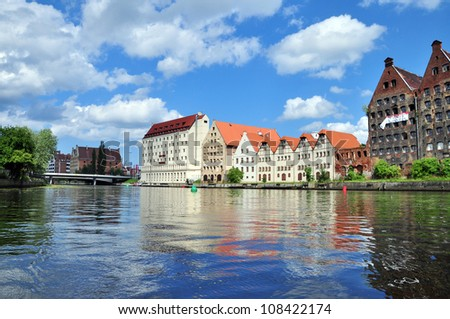 Gdansk - Poland - stock photo